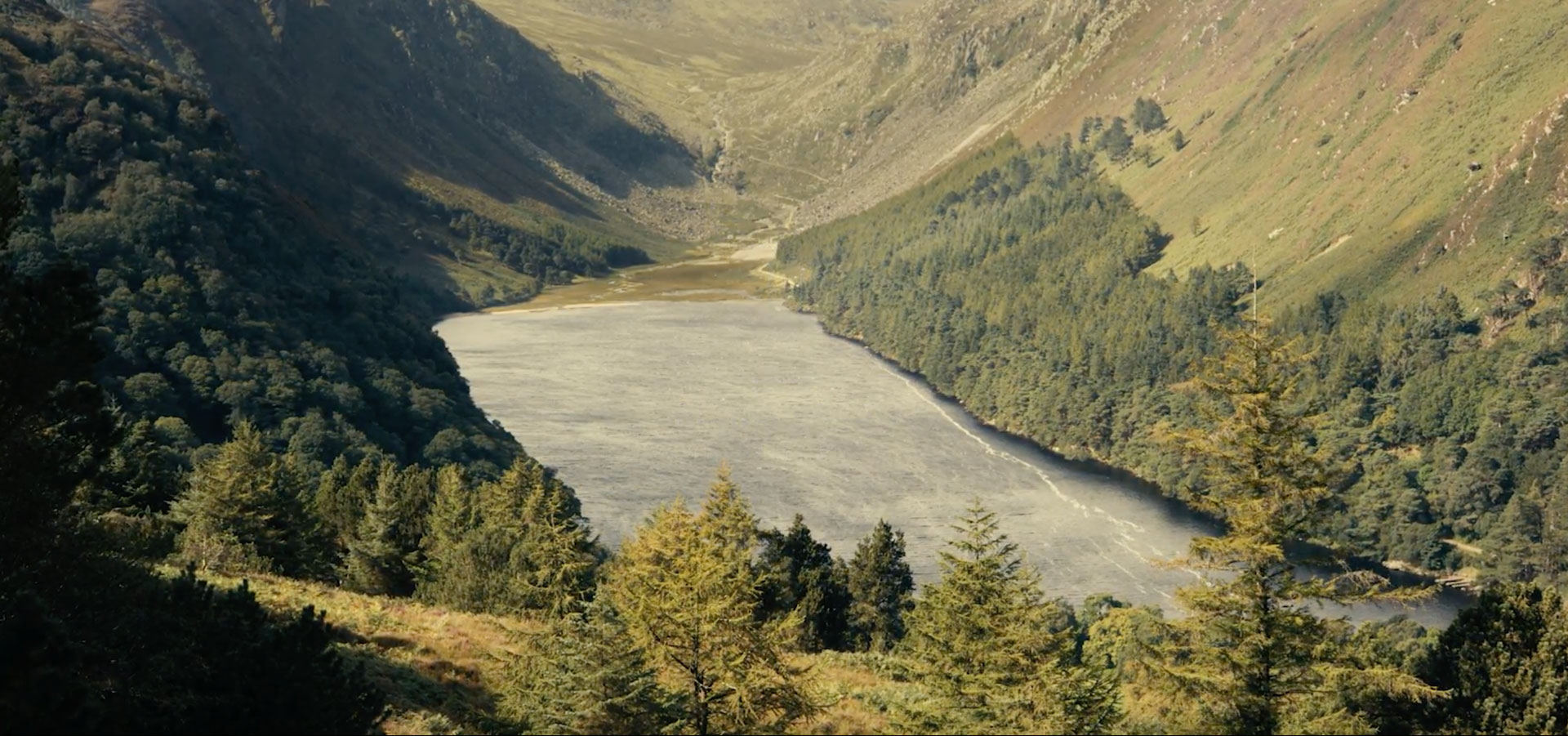 glendalough-lake