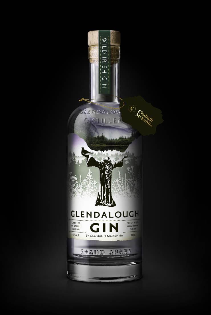 Glendalough Gin by Clodagh McKenna